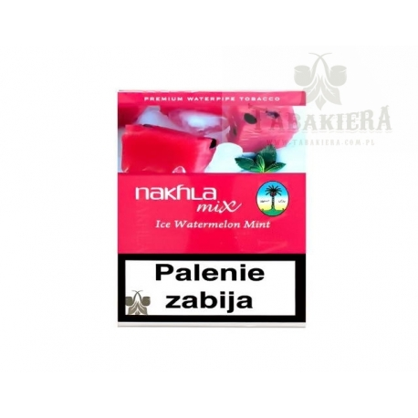 Tytoń Nakhla Ice Watermelon Mint 50g