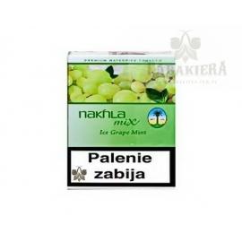 Tytoń Nakhla Ice Grape Mint 50g