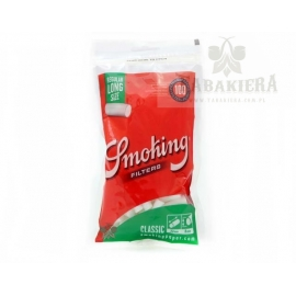 Filtry Smoking Regular Long Size 100 szt