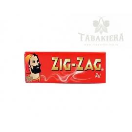 Bibułk Zig-Zag Red