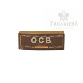 Filtry OCB Virgin Brown Tips - kartonowe