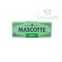 Bibułki Mascotte Green