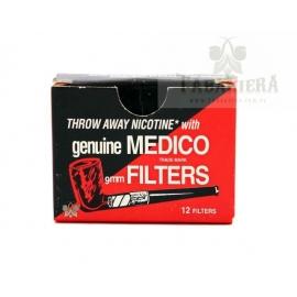 Filtry Fajkowe Medico 9mm