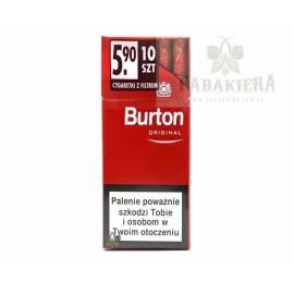 Cygaretki Burton Red 10 szt