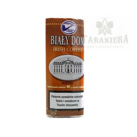 Tytoń fajkowy Biały Dom Irish Coffee 40g