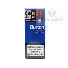 Cygaretki Burton Blue 10 szt