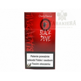 Papierosy Black Devil Cherry Flavour