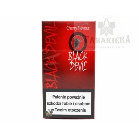 Papierosy Black Devil Cherry Flavour
