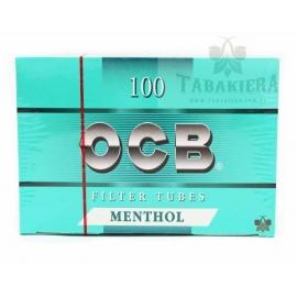 Gilzy Menthol OCB 100 szt