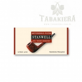 Filtry fajkowe Stanwell 9mm 10szt
