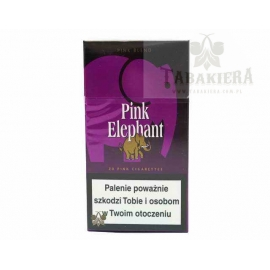 Papierosy Pink Elephant