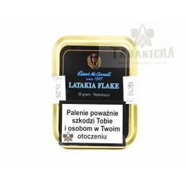 Tytoń fajkowy McConnell Latakia Flake 50g