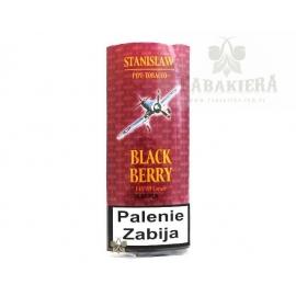 Tytoń fajkowy Stanislaw Blackberry 50g