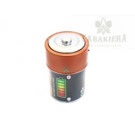 Popielniczka stojąca bateria