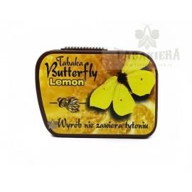 Tabaka Butterfly Lemon - beztytoniowa żółta 10g