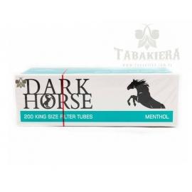 Gilzy Dark Horse Menthol 200 szt