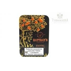 Tytoń fajkowy Rattrays Exotic Orange 100g
