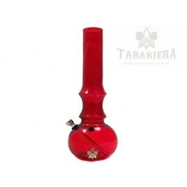 Fajka wodna bongo Akrylowe Red