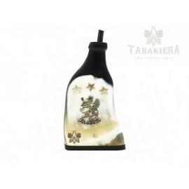 Tabakiera Kaszubska z rogu - butelka