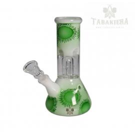 Fajka wodna bongo Dyfuzor - Green