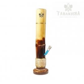 Fajka wodna bongo - Bambus