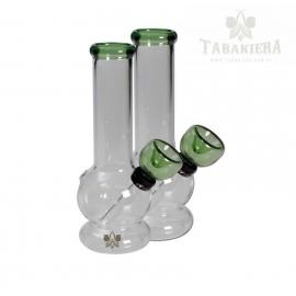 Fajka wodna mini bongo - Green