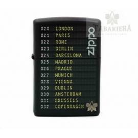 Zapalniczka Zippo Flight Information