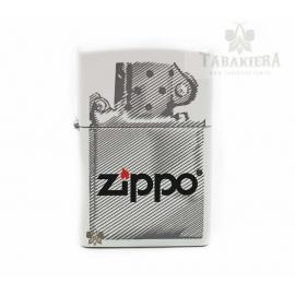 Zapalniczka Zippo No. 2 zdj.1