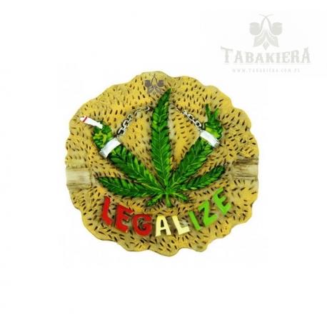 Popielniczka Legalize