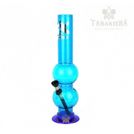 Akrylowe bongo - tatuaż blue