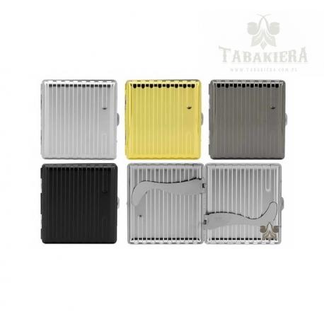 Papierośnica metalowa - Remo 40092