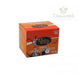 Węgiel kokosowy Alisha 0.5 kg