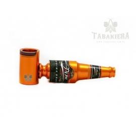 Fajeczka - butelka piwa Orange