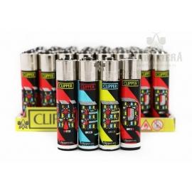 Zapalniczka Clipper - Weed