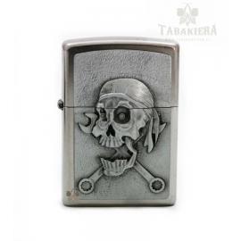 Zapalniczka Zippo Mechanic Skull
