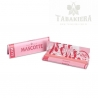 Bibułki Mascotte Slim - Różowe