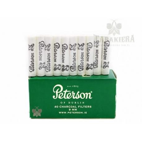 Filtry fajkowe Peterson 9mm 10 szt