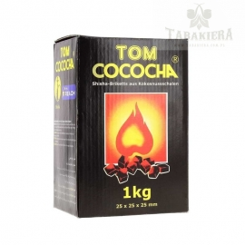 Węgiel do shishy kokosowy Cococha Yellow 1kg