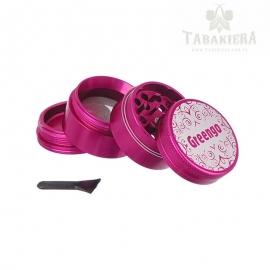 Młynek Greengo 40 mm - Pink