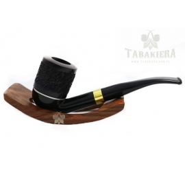 Fajka Falcon International - Bent Black