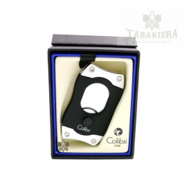 Obcinarka do cygar Colibri - Black Grey