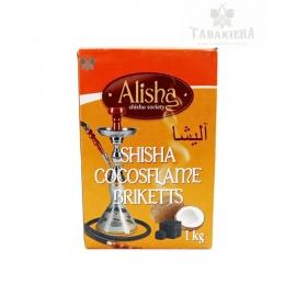 Węgiel kokosowy Alisha 1 kg