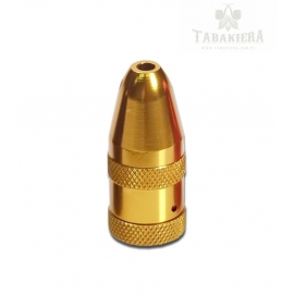 Tabakiera Snuffer z dozownikiem - Gold