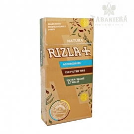 Filtry Rizla Ultra Slims 5,7 mm - Organic