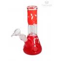 Bongo lodowe z dyfuzorem - Retro Red