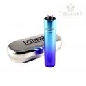 Zapalniczka Clipper - Ice Blue