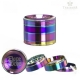 Młynek Dope Bros Grinder Rainbow- 4-częściowy - Ø55mm