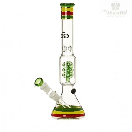 Bongo Grace Glass OG - Rasta Temple