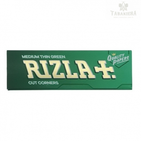 Bibułki - Bletki Rizla Green Medium Thin