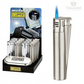 Zapalniczka żarowa Clipper Metal Silver
